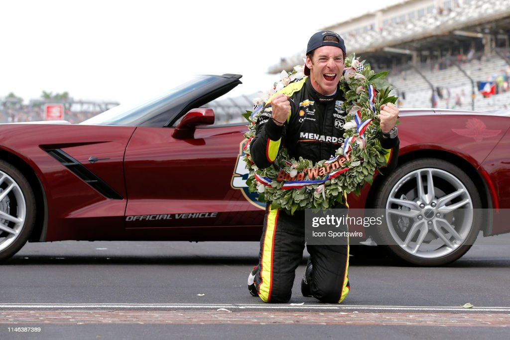 AUTO: MAY 26 IndyCar Series - 103rd Indianapolis 500 : News Photo