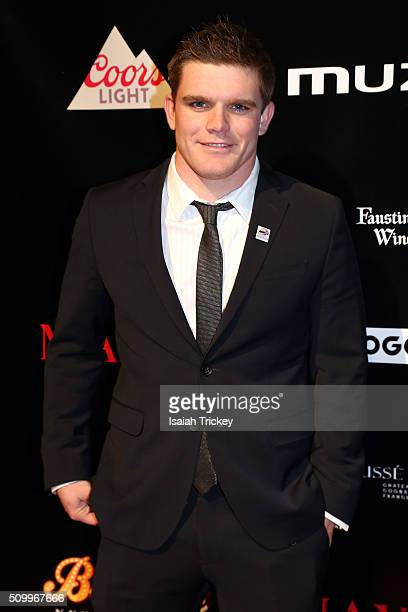IndyCar racer Conor Daly attends the 2016 NBA AllStar Weekend Maxim Party at Muzik on February 12 2016 in Toronto Canada