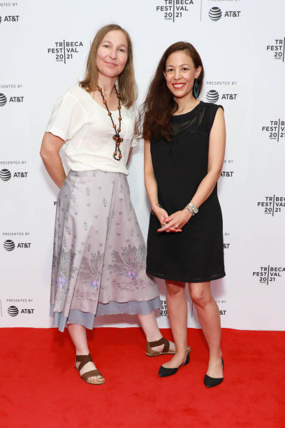 """NY: """"Enemies Of The State"""" Premiere - 2021 Tribeca Festival"""