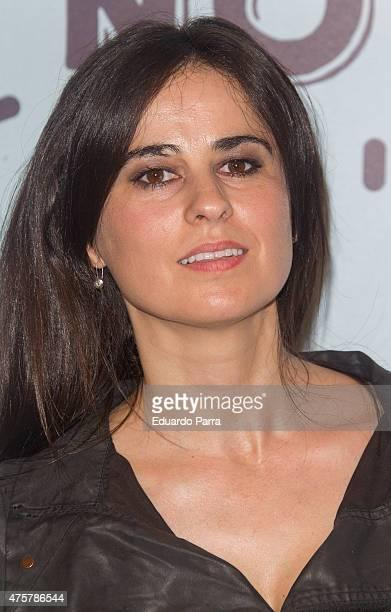 Ines La Maga attends 'Requisitos para ser una persona normal' premiere at Palafox cinema on June 3 2015 in Madrid Spain