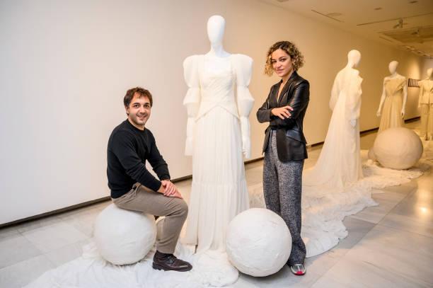 ESP: Bride Collection presentation By Miguel Marinero