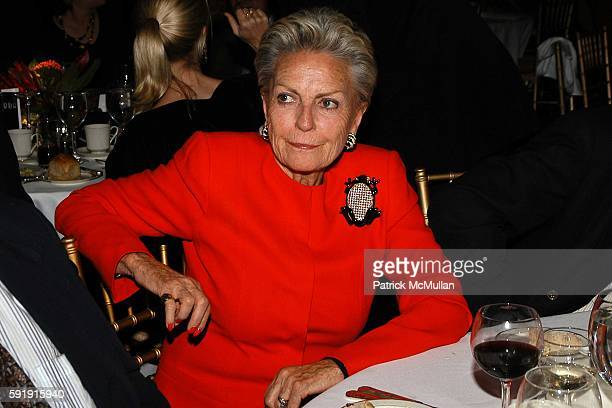 Ines Pausimi attends Fundación Amistad presents IMAGES OF CUBA Dancing at Tropicana A Night in Old Havana at Manhattan Penthouse on October 26 2005...