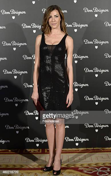 Ines Sainz attends the Dom Perignon Party at the Palacio Pinto Duarte on December 9 2014 in Madrid Spain