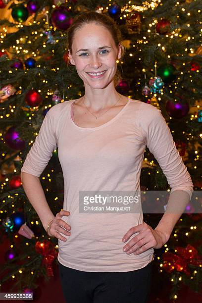 Inez David attends the 'Mein Mali' Book Presentation at Komische Oper on December 4 2014 in Berlin Photo by Christian Marquardt/Getty Images