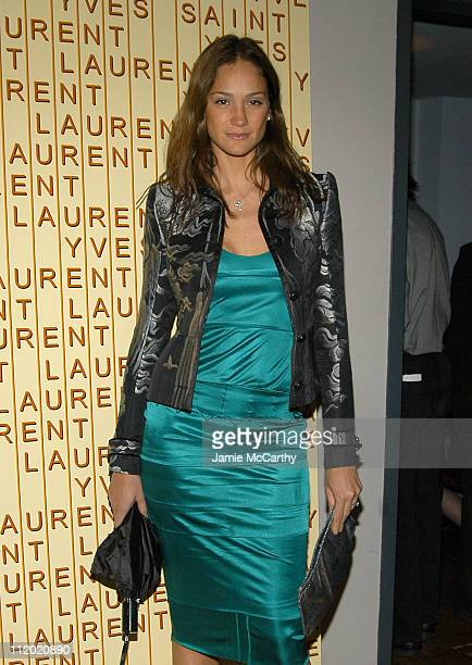 Inez Rivero during YSL and Jude Law Host a Grand Classics Evening in Honor of Cinema and Alfie at Soho House in New York City New York United States