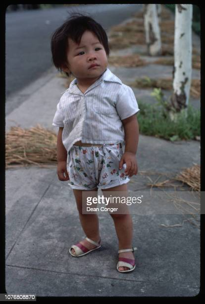 Infant Girl at Shaoxing