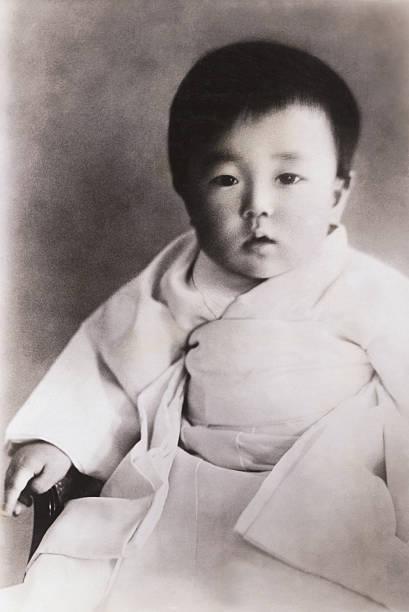 JPN: 29th April 1901 - Hirohito, Emperor Of Japan Is Born