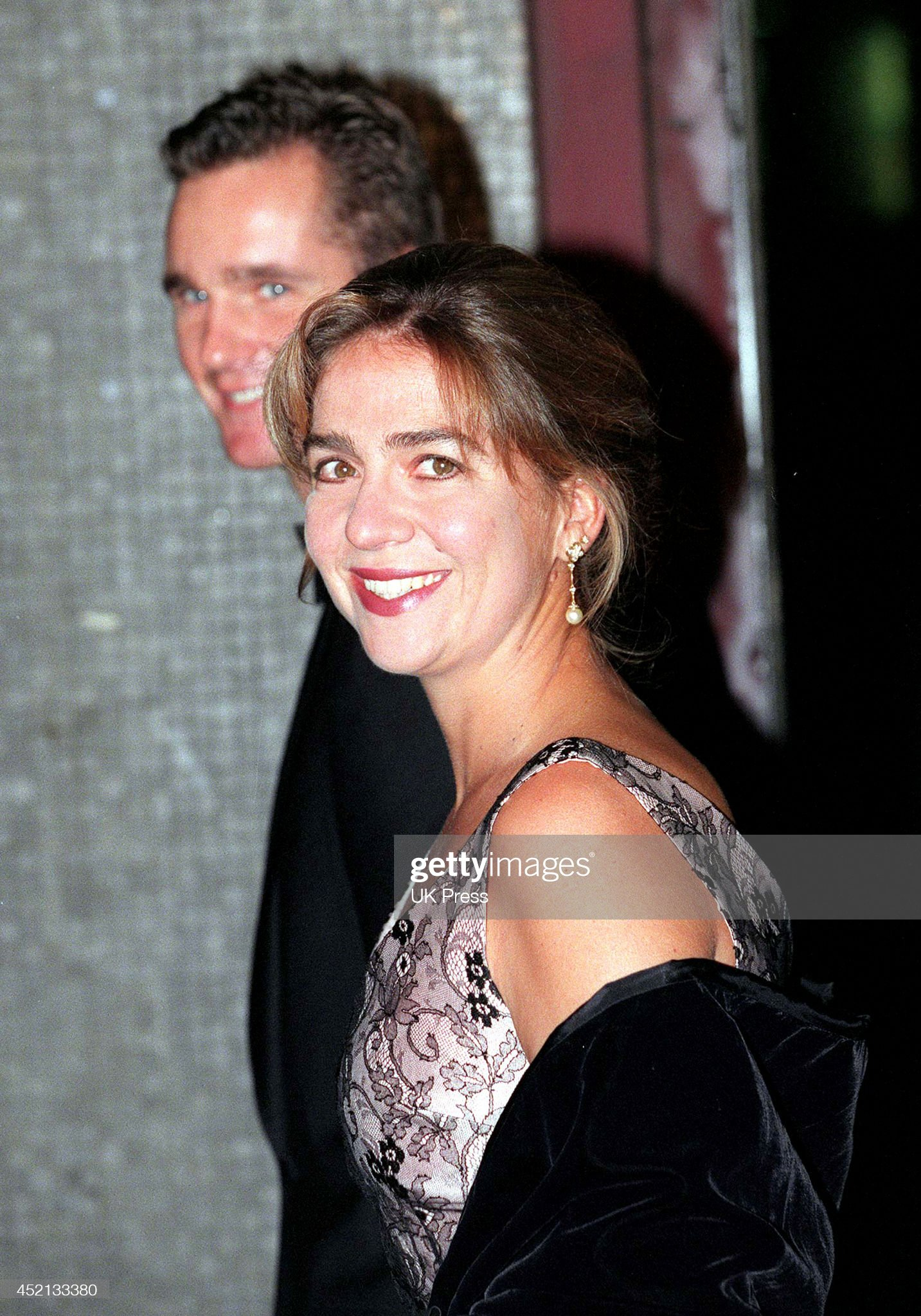 Queen Elizabeth II, and Prince Philip, Duke of Edinburgh, Golden Wedding Anniversary : News Photo