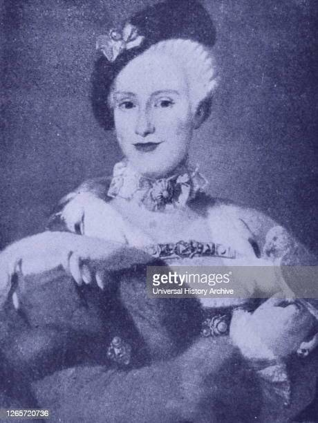 Infanta Maria Luisa of Spain , Holy Roman Empress, German Queen, Queen of Hungary and Bohemia, Grand Duchess of Tuscany as the spouse of Leopold II,...