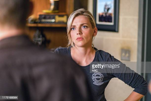 FIRE Infection Part I Episode 805 Pictured Kara Killmer as Sylvie Brett