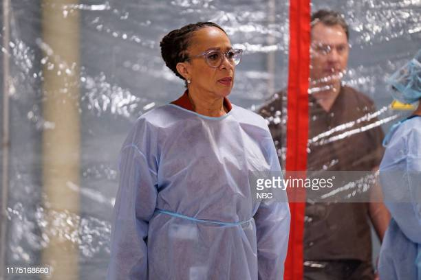 """Infection Part II"""" Episode 506 -- Pictured: S. Epatha Merkerson as Sharon Goodwin --"""