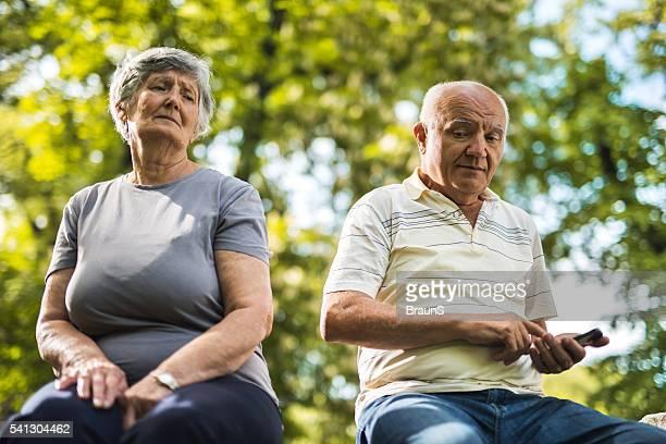 Ehebruch im Alter von 67 Jahren.