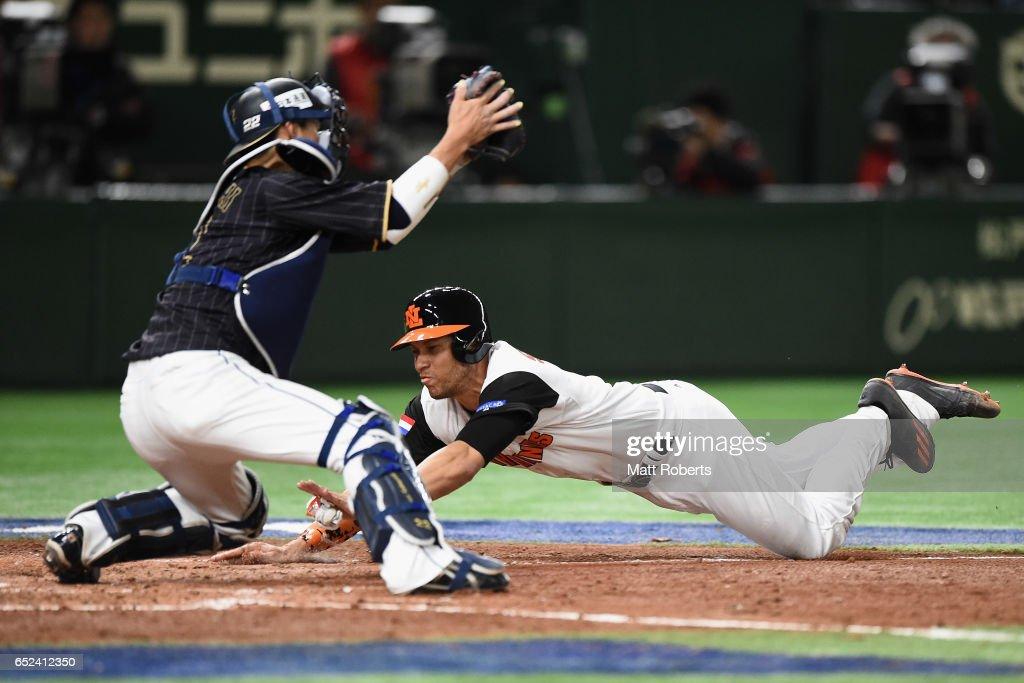 JPN: World Baseball Classic - Pool E- Game 2 - Japan v Netherlands
