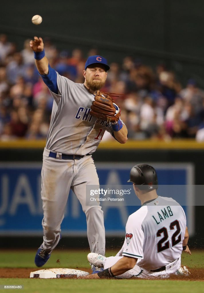 Chicago Cubs v Arizona Diamondbacks