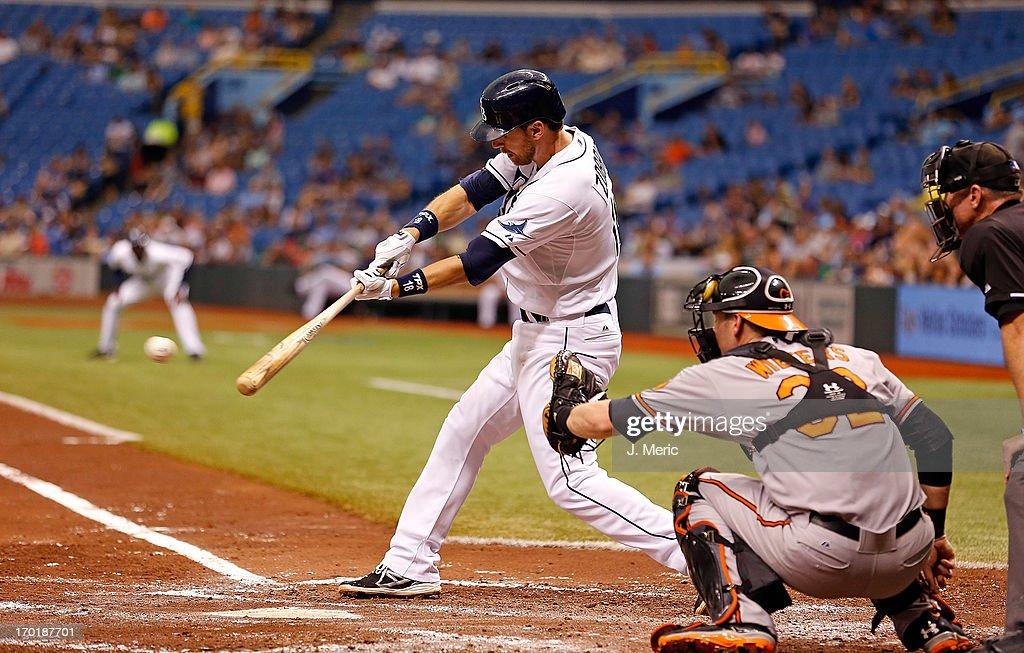 Baltimore Orioles v Tampa Bay Rays : News Photo