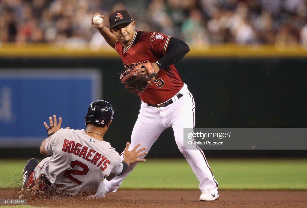 Boston Red Sox v Arizona Diamondbacks : News Photo
