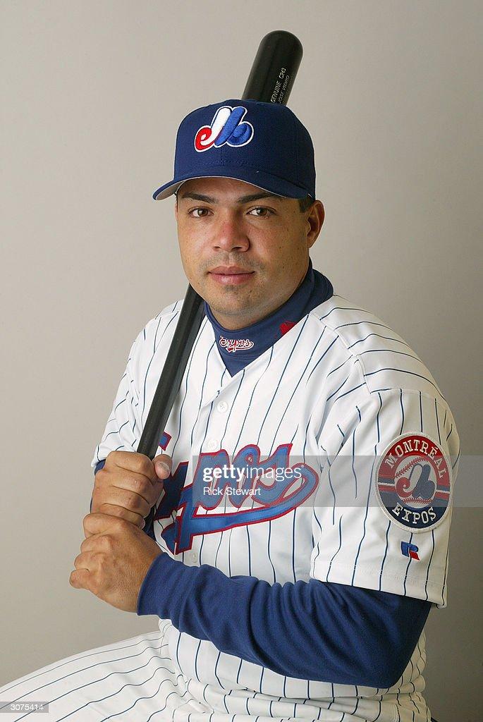 Jose Vidro editorial stock photo. Image of vidro, jose - 74012038