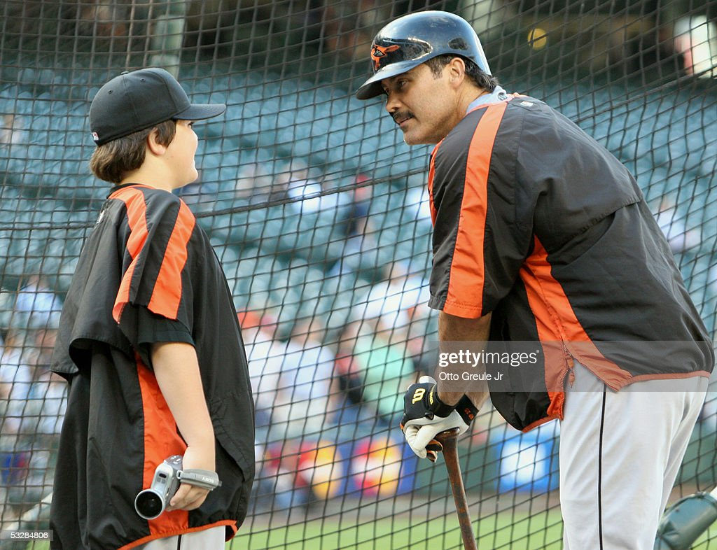 Orioles v Mariners : News Photo