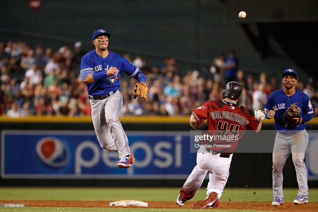 Toronto Blue Jays v Arizona Diamondbacks