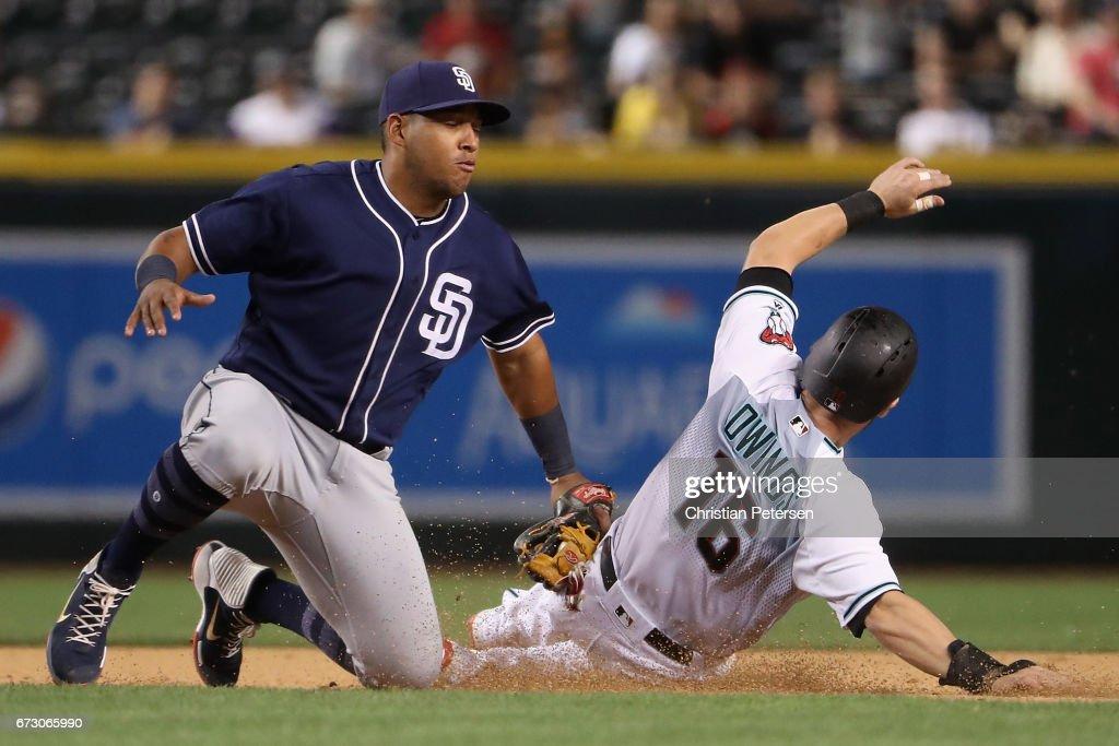 San Diego Padres v Arizona Diamondbacks