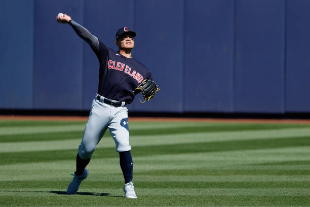 AZ: Cleveland Indians v Seattle Mariners