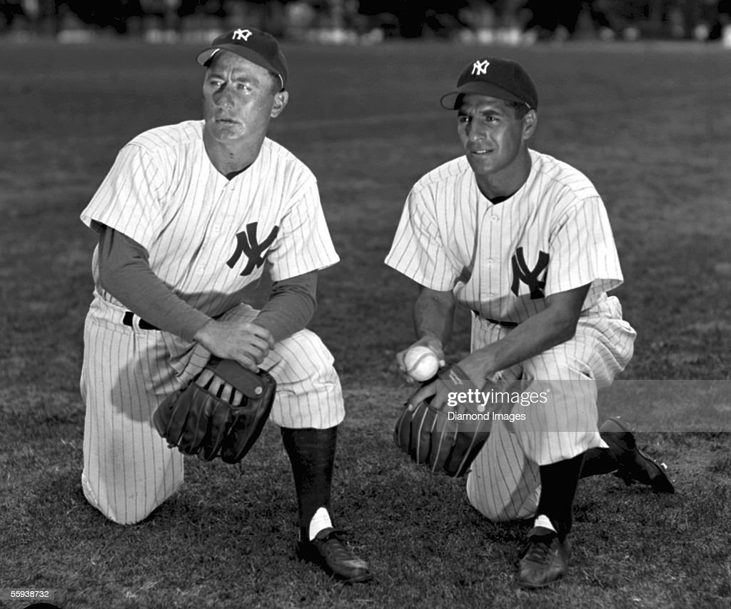 Image result for george stirnweiss and phil rizzuto