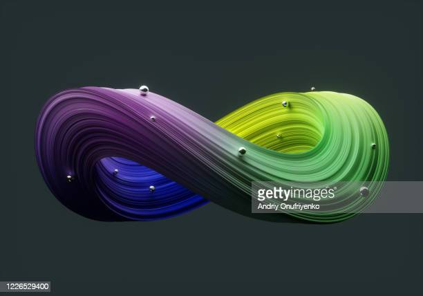 infinite future loop - sustainability stock pictures, royalty-free photos & images