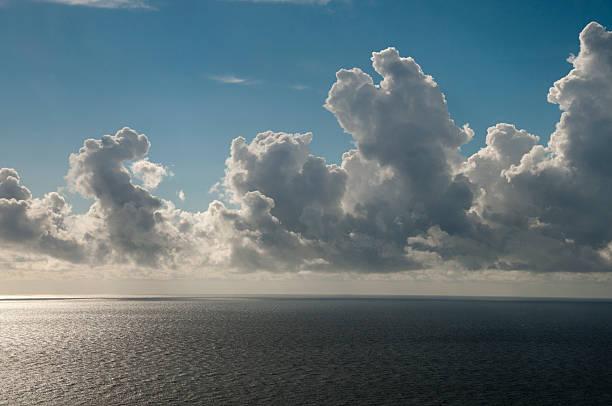 """Infinite horizon, Adriatic Sea, Dubrovnik, Croatia"""