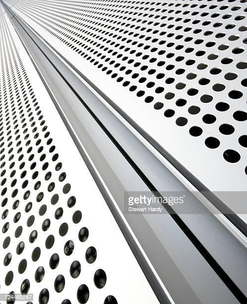 Infinite perspective on BBC scotland building
