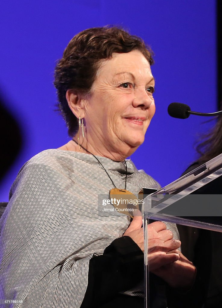 Infinity Award winner photographer Graciela Iturbide speaks onstage at the International Center of Photography 31st annual Infinity Awards at Pier Sixty at Chelsea Piers on April 30, 2015 in New York City.