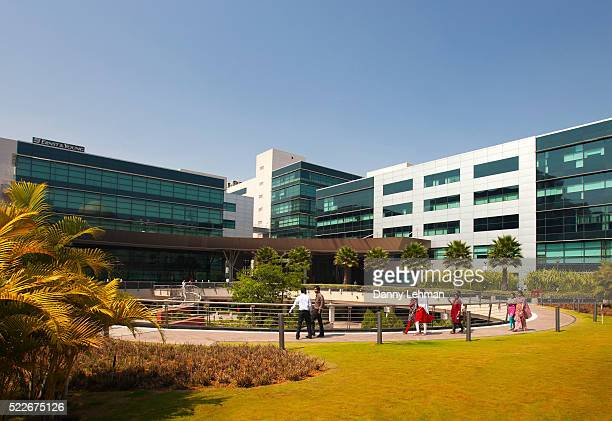 RMZ Infinity Complex, Home to Google and other Information Technology Companies, Bangalore