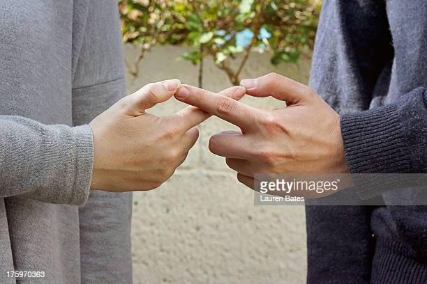 Infinity couple