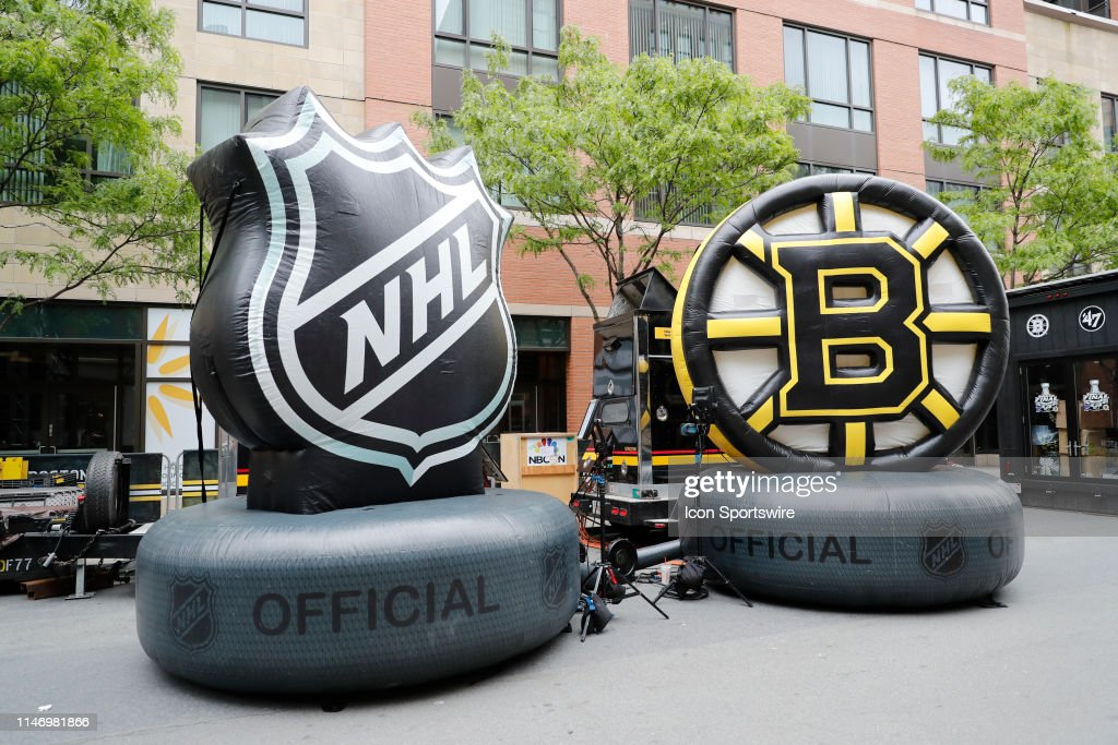 NHL: MAY 29 Stanley Cup Final - Blues at Bruins : News Photo
