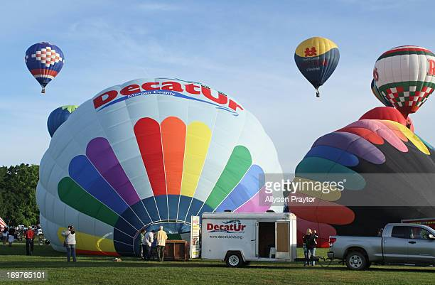 CONTENT] Inflation Hot Air Balloon Decatur Alabama Alabama Jubilee Memorial Day weekend