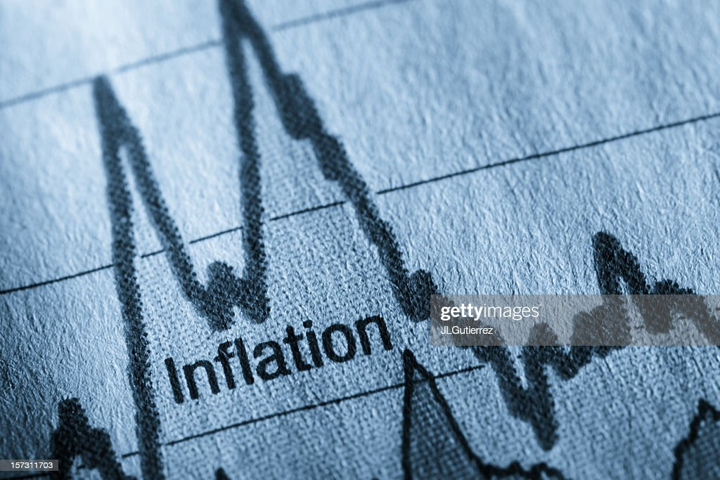 Inflation : Stock Photo