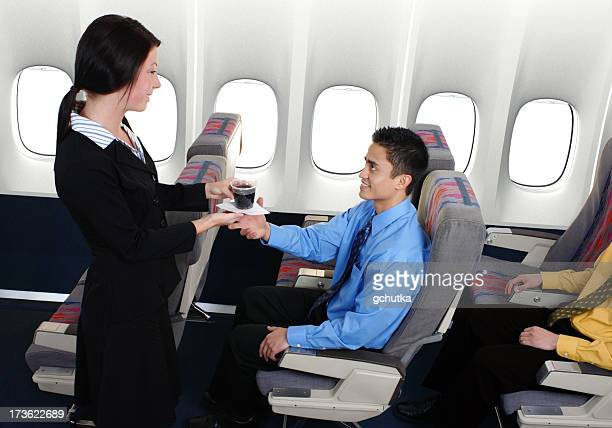 In-Flight Beverage Service