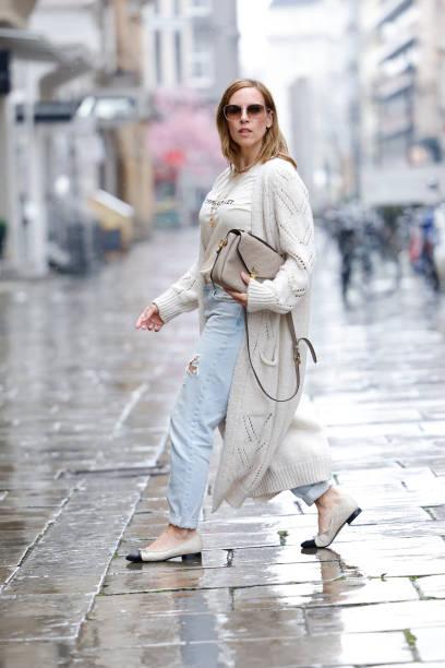 DEU: Street Style - Hamburg - May, 2021