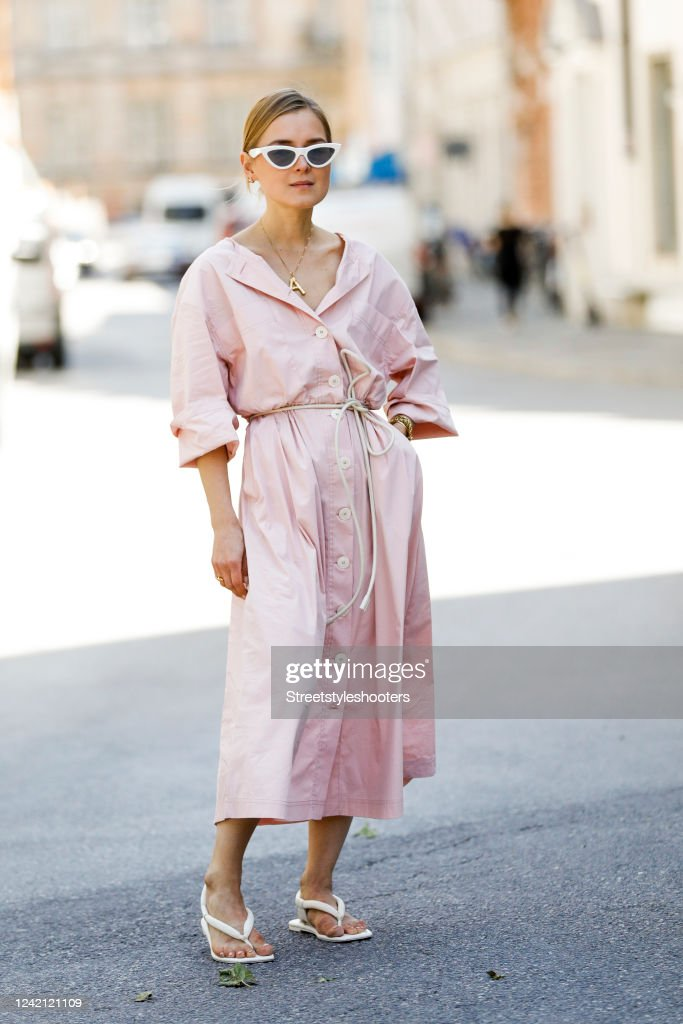 Street Style - Munich - May 27, 2020 : Photo d'actualité