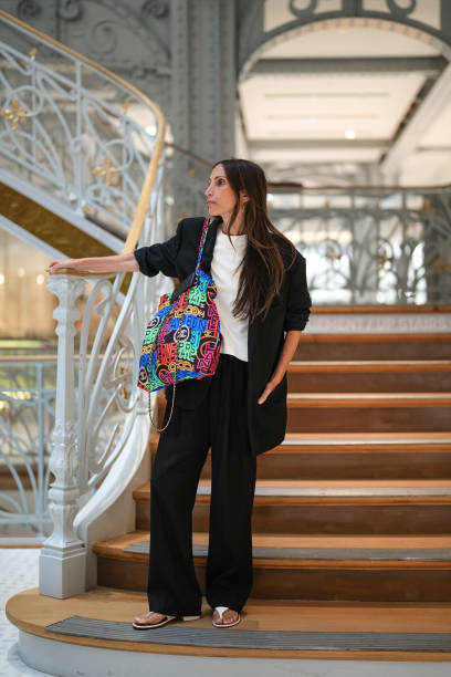 FRA: La Samaritaine Department Store Reopens To Public
