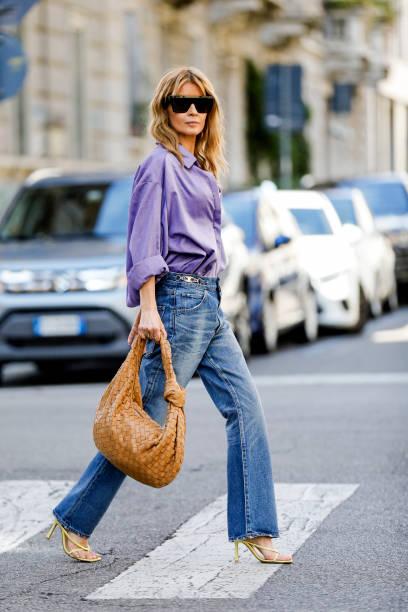 ITA: Street Style: September 27 - Milan Fashion Week Spring/Summer 2021
