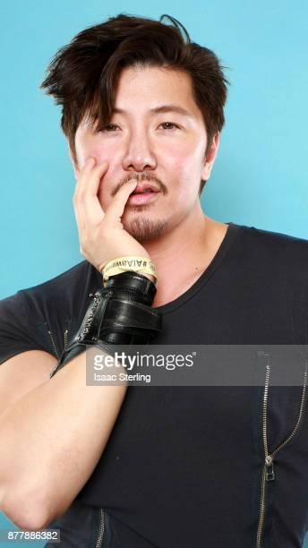 Influencer Guy Tang poses for portrait at the American Influencer Awards at LA Live on November 18 2017 in Los Angeles California