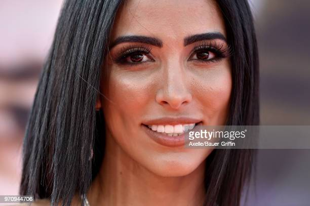 Influencer Jade Seba arrives at the American Film Institute's 46th Life Achievement Award Gala Tribute to George Clooney on June 7 2018 in Hollywood...
