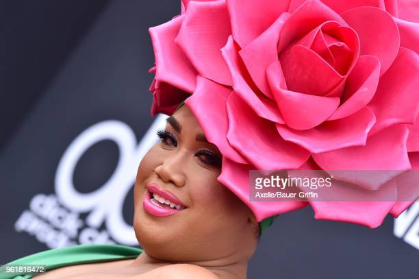Influencer Patrick Starrr attends the 2018 Billboard Music Awards at MGM Grand Garden Arena on May 20, 2018 in Las Vegas, Nevada.