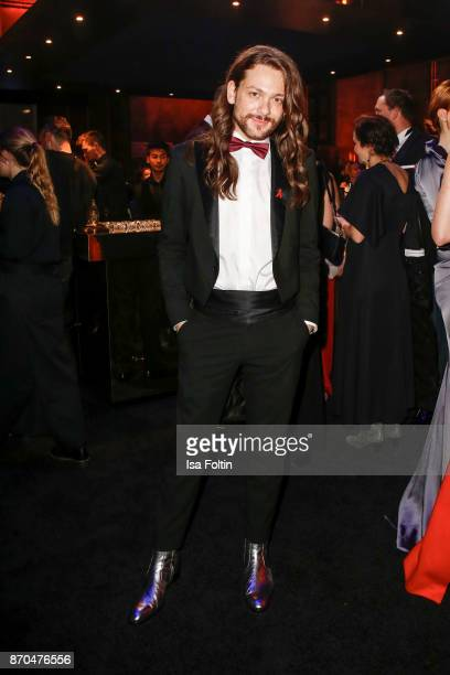 Influencer Riccardo Simonetti attends the aftershow party during during the 24th Opera Gala at Deutsche Oper Berlin on November 4 2017 in Berlin...