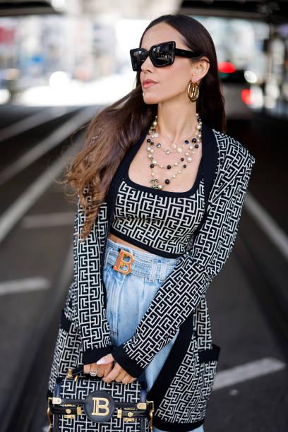 DEU: Street Style - Fashion Week Berlin - September 6, 2021