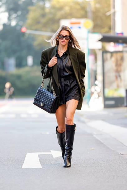 DEU: Street Style - Frankfurt - October, 2021
