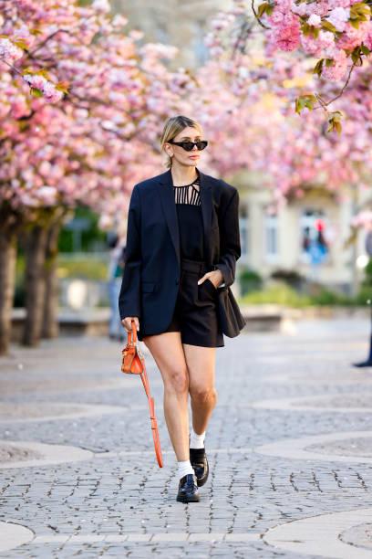 DEU: Street Style - Frankfurt - May, 2021