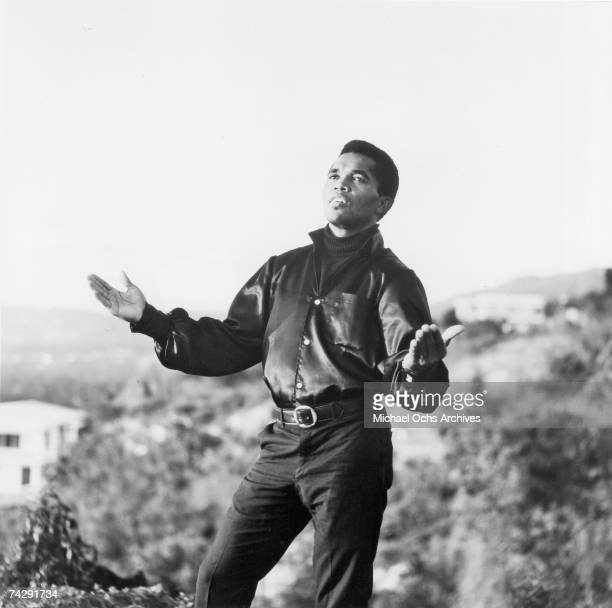 Influential artist/producer of Jamaican ska music Prince Buster poses for a portrait in 1967 in Jamaica