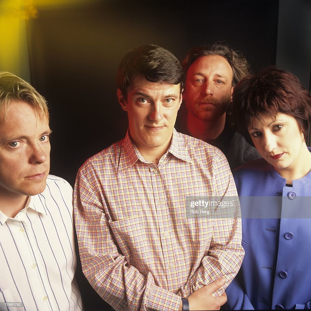 New Order Portrait Session : News Photo