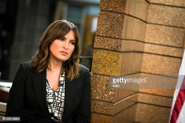 UNIT 'Info Wars' Episode 1912 Pictured Mariska Hargitay as Lieutenant Olivia Benson